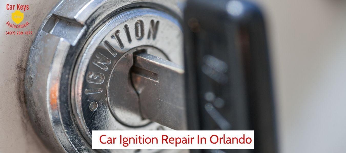 Car Ignition Repair Orlando- Car Keys Replacement (407) 258-1377