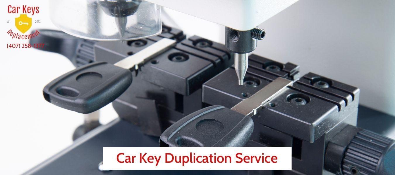 Car Key Duplication Service Orlando- Car Keys Replacement (407) 258-1377