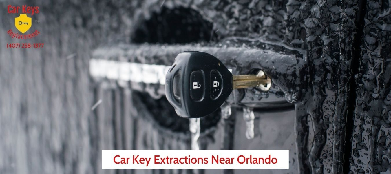 Car Key Extractions Near Orlando- Car Keys Replacement (407) 258-1377